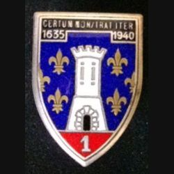 INSIGNE GB DU CIVIL DEFENSE CORPS