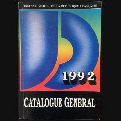 1. Journal officiel de la république française 1992