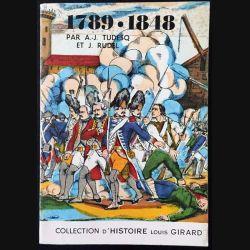 1. 1789-1848 de A.-J. Tudesq et J. Rudel aux éditions Bordas