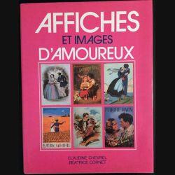 1. Affiches et images d'amoureux de Claudine Chevrel et Béatrice Cornet aux éditions Edita