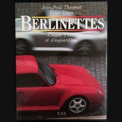 1. Berlinettes coupés d'hier et d'aujourd'hui de Jean Paul Thevenet et Peter Vann aux éditions E.P.A
