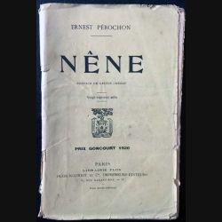 1. Nêne de Ernest Pérochon aux éditions librairie Plon
