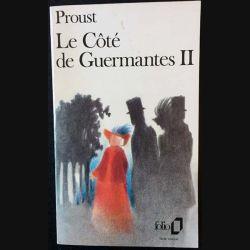1. Le côté de Guermantes II de Marcel Proust aux éditions Gallimard 1988