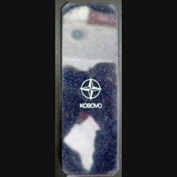 """0. lot de 10 boites de médailles """"Kosovo"""" avec mousse blanche intérieure"""
