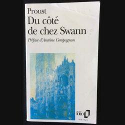 1. Du côté de chez Swann de Marcel Proust aux éditions Gallimard