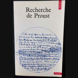 1. Recherche de Proust aux éditions du Seuil