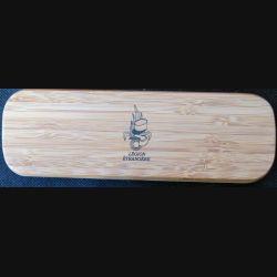LEGION : coffret en bois de 1 stylo aux armes de la légion étrangère (C60)