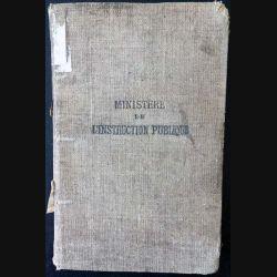 1. Histoire naturelle de la France - 12è partie lépidoptères avec 27 planches de Berce Édition maison Émile Deyrolle