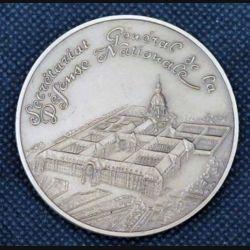 MEDAILLE : médaille du secrétariat général de la défebse nationale de diamètre 5 cm de fabrication FIA