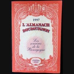 1. 1997 L'Almanach bourguignon - Les sourires de la Bourgogne