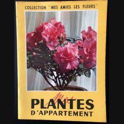 1. Mes plantes d'appartement aux éditions La maison rustique