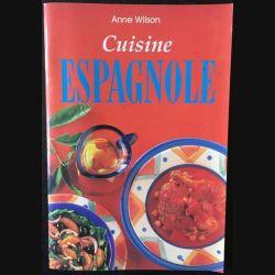 1. Cuisine espagnole de Anne Wilson aux éditions Könemann