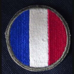 USA : insigne de bras de l'Army ground forces class A US patch