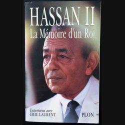 1. La mémoire d'un Roi de Hassan II aux éditions Plon