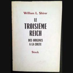 1. Le troisième Reich des origines à la chute Tome 2 de William L. Shirer aux éditions Stock