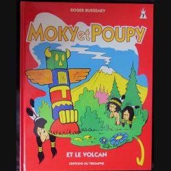 BD : Moky et Poupy et le Volcan aux Editions du triomphe (C61)
