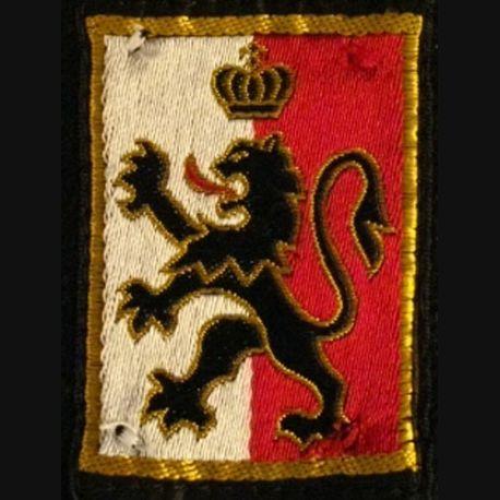 8° DI :  insigne tissu de la 8° divission d'infanterie sans chiffre