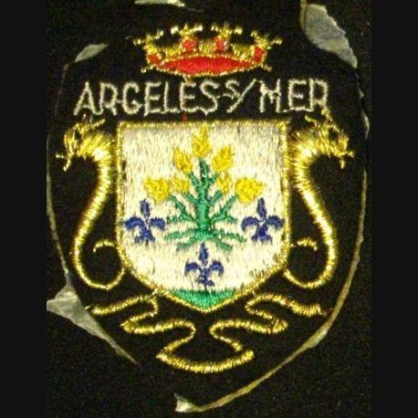 VILLE DE FRANCE : ARGELES SUR MER - Ma Collection Pas Chère