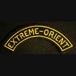 """INSIGNE DE MANCHE """"EXTREME-ORIENT"""""""