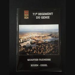 1. 71° régiment du génie - Quartier Faidherbe Rouen - Oissel
