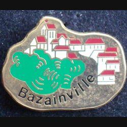 PIN'S VILLE REGIONS : Pin's de Bazainville