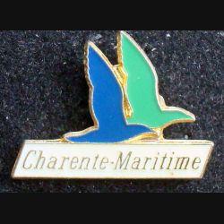 PIN'S VILLE REGIONS : Pin's de Charente Maritime