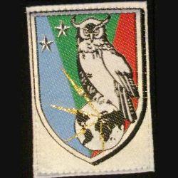 BRENS : insigne tissu de la brigade de renseignement