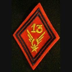 LOSANGE DE BRAS MODÈLE 45 : 13° Groupement d'hélicoptères légers artillerie cadre