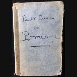 1. Radio-cuisine Chroniques gastronomiques diffusées par T.S.F de Édouard de Pomiane aux éditions Albin Michel