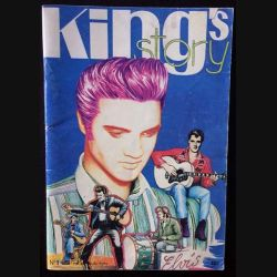 1. King's Story Elvis n°1 aux éditions Neuilly Alpha