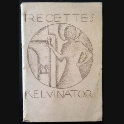 1. Recettes Kelvinator
