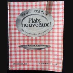 1. Plats nouveaux! de Paul Reboux aux éditions Flammarion