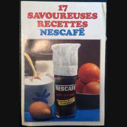 1. 17 savoureuses recettes Nescafé
