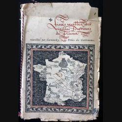 1. Le fines recettes des vieilles Provinces de France de Curnonsky