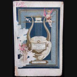 1. L'année musicale de Camille Bellaigue aux éditions Librairie Charles Delagrave 1888