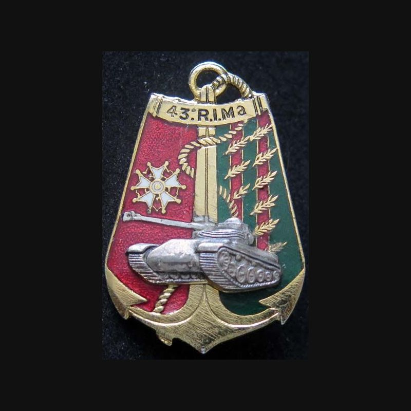 43° RBIMA De Fabrication Drago G. 1729 RIMA