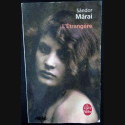 1. L'Étrangère de Sándor Márai aux éditions Albin Michel
