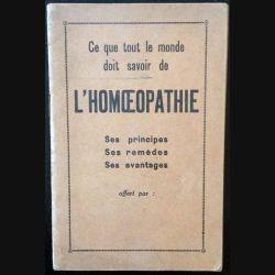 1. Ce que tout le monde doit savoir de l'homéopathie ses principes, ses remèdes et ses avantages