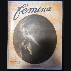 1. Femina n°100 - 15 Mars 1905 aux éditions Pierre Lafitte & Cie