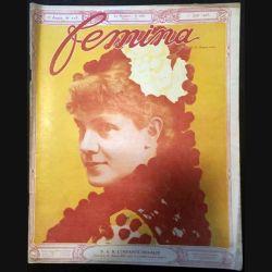 1. Femina n°105 - 1er Juin 1905 aux éditions Pierre Lafitte & Cie