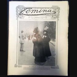 1. Femina n°145 - 1er Février 1907 aux éditions Pierre Lafitte & Cie
