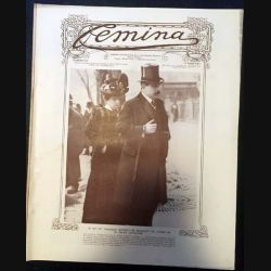 1. Femina n°148 - 15 Mars 1907 aux éditions Pierre Lafitte & Cie