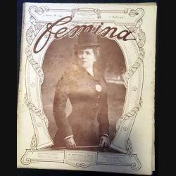 1. Femina n°149 - 1er Avril 1907 aux éditions Pierre Lafitte & Cie