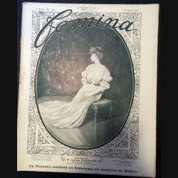 1. Femina n°150 - 15 Avril 1907 aux éditions Pierre Lafitte & Cie