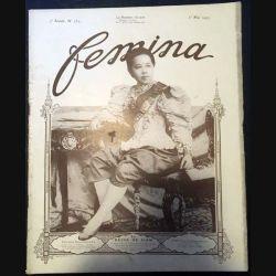 1. Femina n°151 - 1er Mai 1907 aux éditions Pierre Lafitte & Cie
