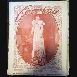 1. Femina n°155 - 1er Juillet 1907 aux éditions Pierre Lafitte & Cie