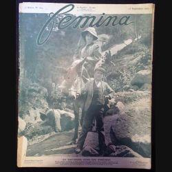 1. Femina n°160 - 15 Septembre 1907 aux éditions Pierre Lafitte & Cie