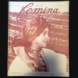1. Femina n°162 - 15 Octobre 1907 aux éditions Pierre Lafitte & Cie