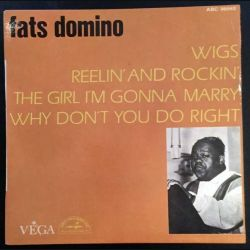 Disque 45 tours : Fats domino