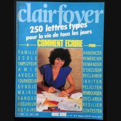 1. 250 lettres types pour la vie de tous les jours (C114)